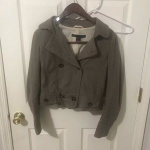 Marc By Marc Jacobs tweed jacket size 6